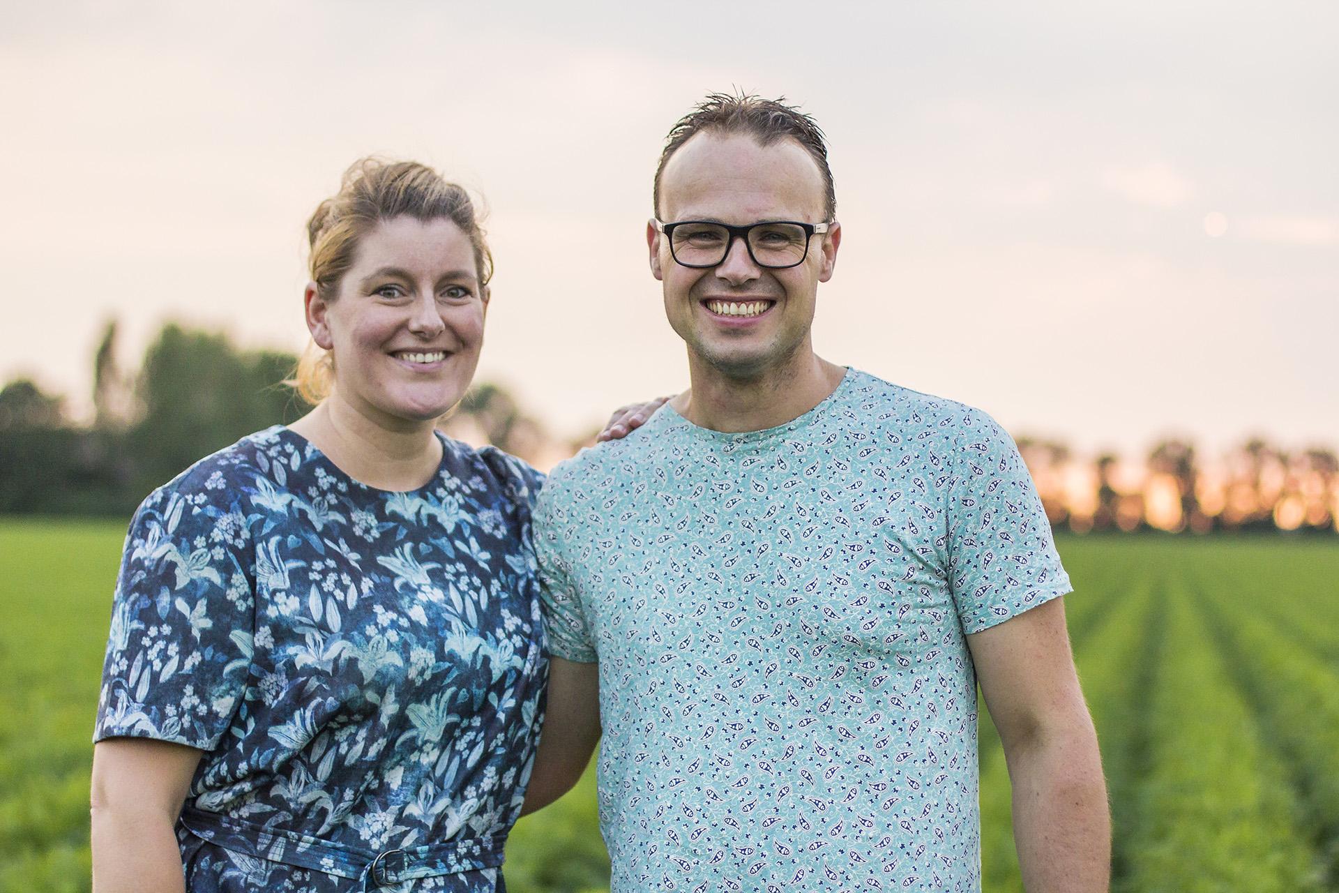 Anthoinet Boks en  Stefan van Woerden - Van Woerden Flevo